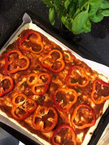 pizza, przepis na pizzę